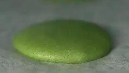 马卡龙就是这样练成的, 小清新的绿是甜蜜的醉