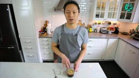 学做蛋糕学费要多少钱 正宗无水蛋糕配方 戚风蛋糕6寸配方及做法