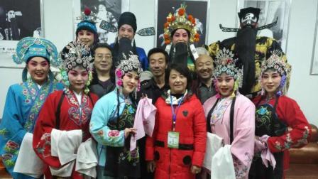 神池道情走上忻州市春晚 现场精彩片段