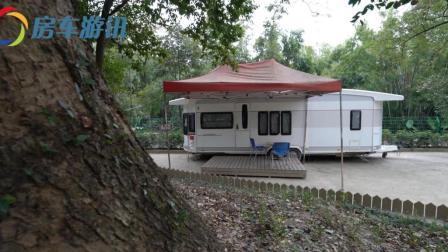春节旅游推荐: 公园里的家, 这个房车营地给你不一样的体验