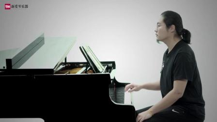 欢迎收看今天的《新闻联播》片头曲, 好听的旋律, 流行钢琴教学