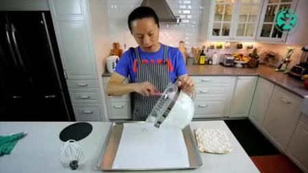 自己在家做蛋糕的方法 蛋糕怎么做的视频 烤箱做蛋糕的步骤