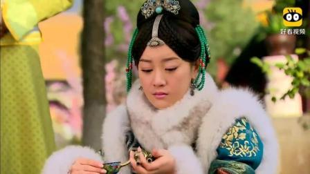 直到亲眼看见海兰珠把玩卓林送的礼物, 皇太极才知道自己有多失败