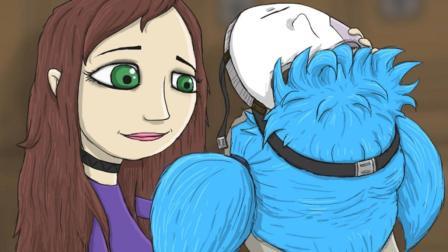 《蠢脸sally face》第三章01丨新角色没一个像正常人的!