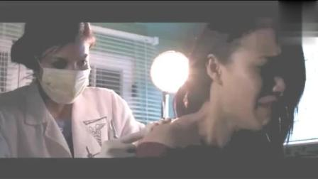 女孩后背伤口怪异, 医生割开后跑出一群寄生虫!
