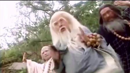一代不如一代, 杨过后人一招打退少林三大高僧