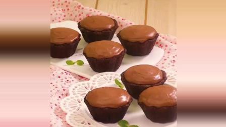 美味的巧克力纸杯蛋糕这样做才好吃
