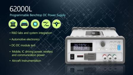 Programmable DC Power Supply Model 62000L Series