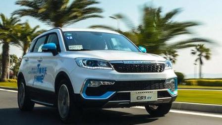 新车零距离: 开车也能玩微信 体验猎豹CS9/猎豹EV300