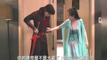 杨幂和李易峰被整, 两人走错片场, 迪丽热巴当场笑趴了!