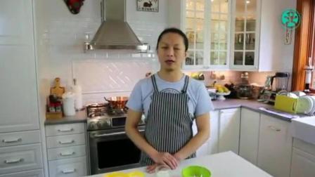 家庭蛋糕的制作方法 深圳蛋糕培训班 李泽言自制蛋糕