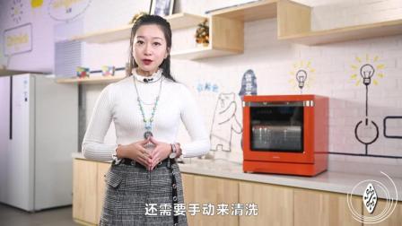 洗干净碗还能自己做SPA, 这是一款治愈洁癖症的洗碗机
