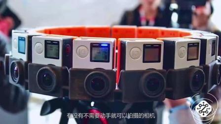 解放双手丨FITT360全景相机 你只负责走 拍摄交给它