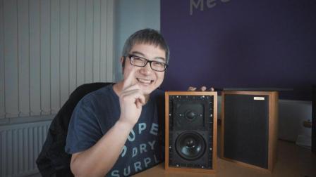 【韦找谁220】跨越两个世纪的传奇: LS3/5A监听音箱