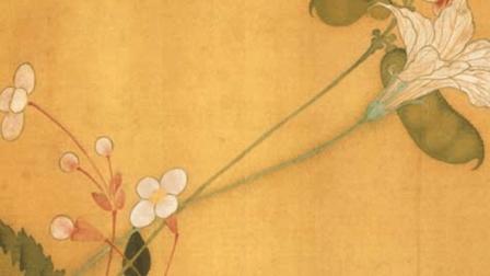 国画入门30攻略老春 水墨画菊花的画法视频