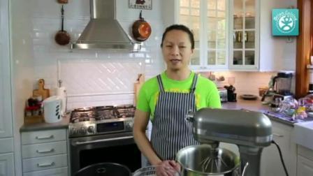 8寸戚风蛋糕的做法 戚风蛋糕配方比例表 正宗脆皮蛋糕做法视频