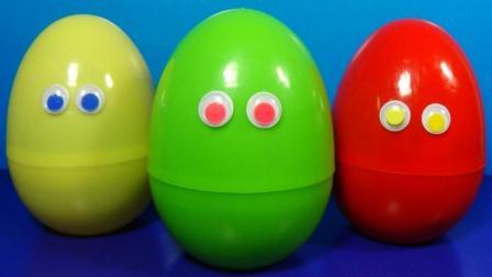 奇趣蛋里拆出小兔子玩具