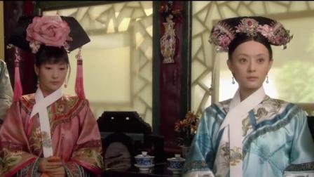 《甄嬛传》安陵容对宝娟说的这句话暗含深意, 沈眉庄没看错她
