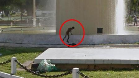 墨西哥街头拍到怪物小人, 当地居民称和外星人有关系!