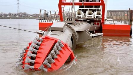 中国造填海神船3个月吹填1个日本国土, 太强大全世界都想进口!