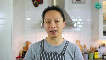 怎么做奶油蛋糕 生日蛋糕的制作 抹蛋糕胚子视频