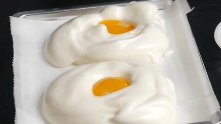 """鸡蛋加点糖, 做""""火烧云""""烤鸡蛋, 比煎鸡蛋、煮鸡蛋好吃太多!"""