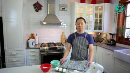 怎样自己做蛋糕 如何做蛋糕用电饭煲 烤箱小蛋糕的做法大全
