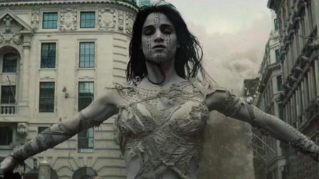 《新木乃伊: 盗墓迷城》观后心得, 一个女魔王有双瞳的故事