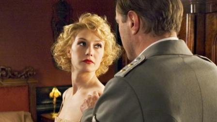 力荐一部经典二战电影, 德国纳粹上校, 竟迷上性感貌美的女!