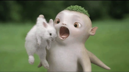 《捉妖记2》胡巴长大竟长这样! 一部低幼动画片, 梁朝伟助阵咋想的?