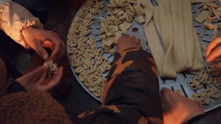 陕西特色小吃做法视频 小朋友学做美食 农村自制美食