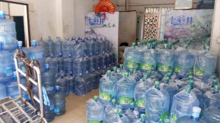开一家桶装水店一年到底能赚多少钱? 说出来你都不敢相信