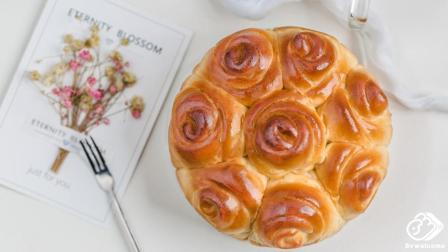 爱情除了玫瑰花, 面包也是要有的!