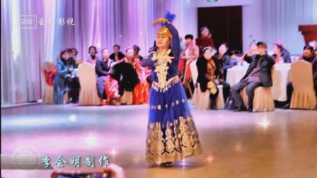 新疆舞独舞石河子曹艳芝老师在四川省首届麦西来甫舞者联谊会上精彩表演201816