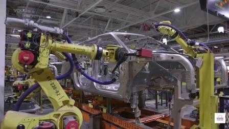 福特汽车, 生产工厂, 全程机械臂