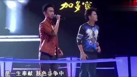 《光辉岁月》翻唱的太成功了, 汪峰激动地在评委席大喊太棒了!