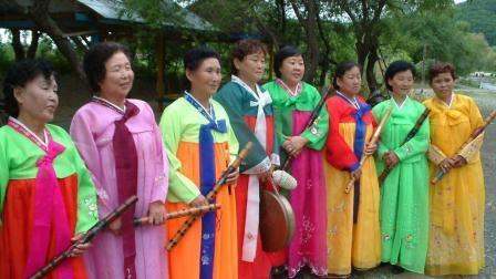 """我们是中国""""朝鲜族"""", 不是朝鲜人, 也不是韩国人"""