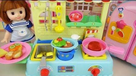 0366 - 婴儿娃娃厨房食品店玩具娃娃玩娃娃