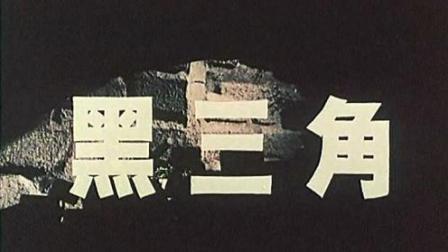 经典老电影《 黑三角》【宽屏版】 1977年北京电影制片厂出品