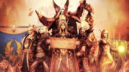 魔兽世界3D电影《黑暗之潮: 奎尔萨拉斯》最终预告片