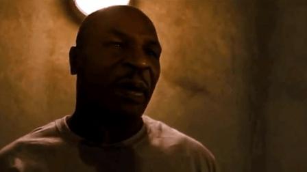 《搏击之王》监狱中的泰森拳头有多硬, 简直就是怪兽般的存在