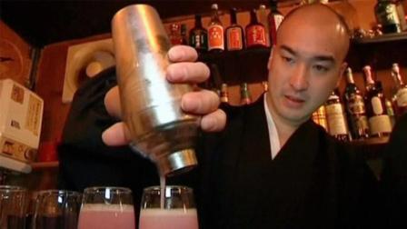 日本和尚厉害了! 不但可以娶妻生子, 还能吃肉开酒吧!