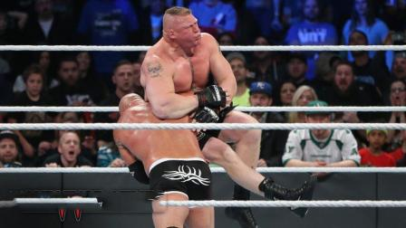 WWE最强男人之战, 野兽大布想赢他, 还要练两年!