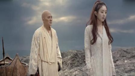 《女儿国》赵丽颖含泪对唐僧说的这句话道出了单身狗的心声