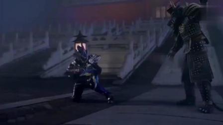 《铠甲勇士》捕王大战中国千年僵尸, 捕王这实力太厉害了!