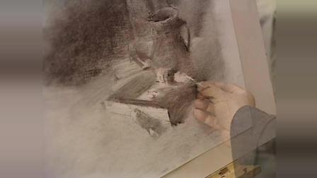 零基础学素描国画教程 qvod, 葡萄国画教程, 素描入门图片 几何体怎样画油画