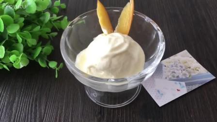 烘焙烤面包教程 酸奶芒果冰激凌的制作方法pt0 水晶粉烘焙做法视频教程