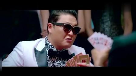 韩国富豪叫嚣周润发: 斗地主一局1个亿, 结果三个炸输了8个亿!