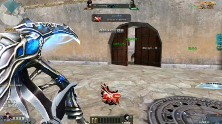 生死狙击:糖葫芦切换形态演示 地狱魔镰-壹生化试玩刀僵尸