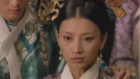 《甄嬛传》皇上明知道沈眉庄被华妃冤枉, 仍然严惩她,